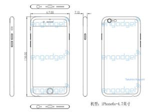 iPhone 6s leak reveals new design details