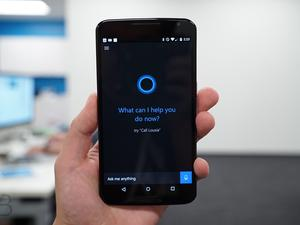 Cortana can replace Google Now on Android