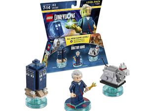 Doctor Who is joining LEGO Dimensions