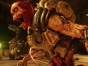 DOOM PC requirements and launch information arrive, you can't stop it