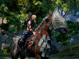 Dragon Age: Inqusition adds horse armor in its latest DLC pack