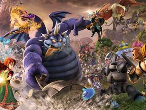 Dragon Quest Heroes II debuts in spring 2016, adds 4-player co-op, PS Vita support, and new characters