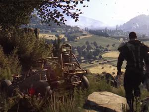 Dying Light teases vehicle driving DLC