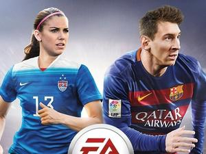 EA's FIFA 16 to put women on the cover for the first time