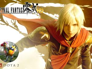 Final Fantasy Type-0 HD coming to PC on August 18, adorable pre-order bonus