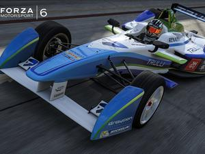 Forza Motorsport 6 adds entire Formula E lineup, new cars