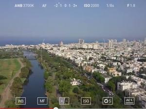 LG G4 strapped to drone in latest promo video
