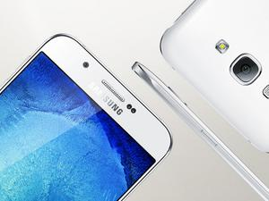 Samsung Galaxy A8 is official and insanely thin