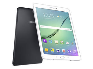 Galaxy Tab S2 revealed—thinner and faster than before