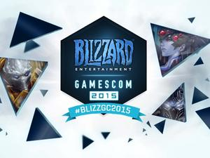 Is Blizzard getting ready to reveal something big?