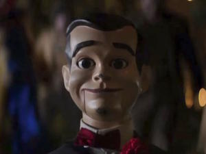 Goosebumps trailer brings R.L. Stine's monsters to life