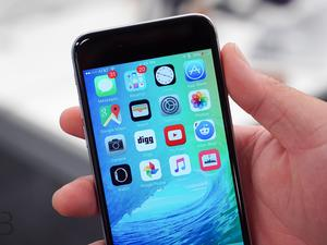 iOS 9 already installed on 66% of compatible devices