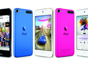 New 64-bit iPod touch unveiled; iPod shuffle and nano refreshed