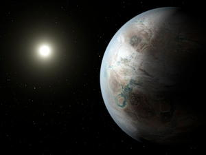 NASA discovers most Earth-like planet yet