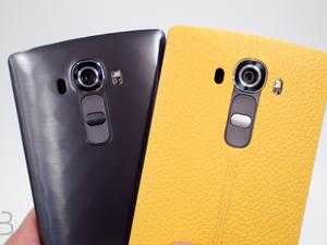 AT&T LG G4 gets big software update
