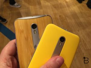 Moto X Pure Edition vs. Moto G (2015): hands-on comparison!