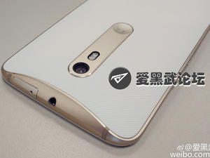 Moto X (2015) looks stellar in white and gold