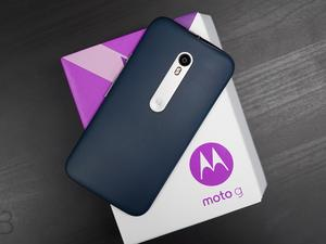 Moto G4 leaked render shows the phone in all its glory