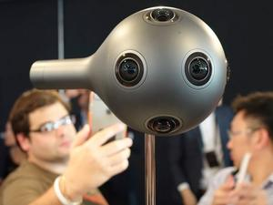Nokia OZO tapped to provide VR for Disney movies
