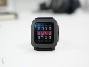 Pebble Time firmware update adds Quiet Time and more