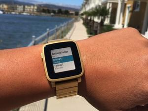 Pebble Time update pushes tons of new features