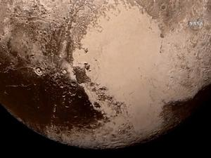 Experience what it would be like to fly by Pluto in this amazing video