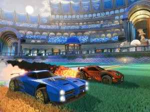 Rocket League's physical edition hits July 5
