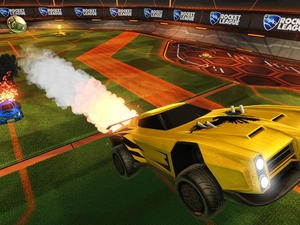Rocket League on Xbox One now plays with PC gamers in multiplayer