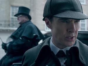 """""""Sherlock"""" Christmas special gets a hilarious first trailer"""
