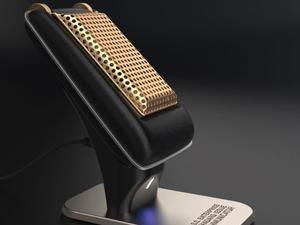 The Star Trek Communicator Bluetooth handset you must have