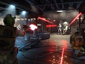 Star Wars Battlefront skips single player because no one plays it