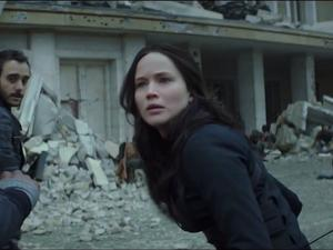 Hunger Games wins the Thanksgiving weekend