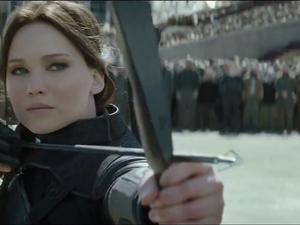 The Hunger Games wins the top spot at the box office