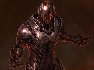 Check out this amazing Ultron concept art from 'Avengers: Age of Ultron'