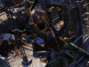 Uncharted's PS4 collection isn't just a straight port