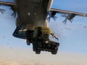 Mission Impossible: Rogue Nation's iconic plane scene inspired by Uncharted 3