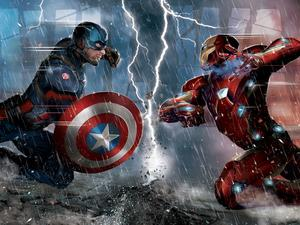 Captain America: Civil War review: This is what a big superhero brawl should feel like