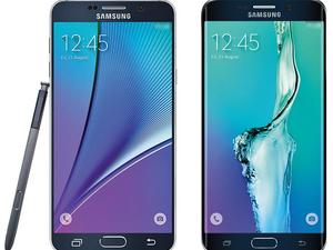 Galaxy Note 5 and Galaxy S6 edge Plus appear in new press renders