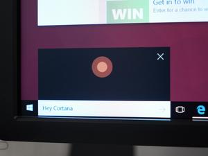 HP's Cortana speaker has a computer-sized anchor attached to it