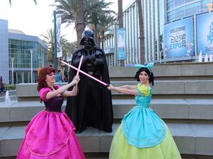 Star Wars, Marvel and Disney: The best cosplay and more from D23 Expo