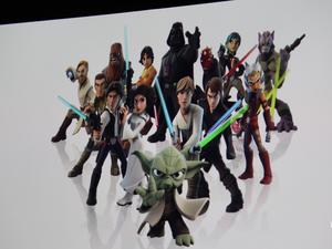 New Disney Infinity characters, exclusives and Marvel Playset title announced!