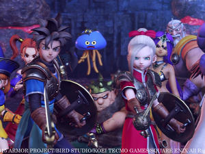 Dragon Quest Heroes trailer re-introduces new and old friends alike