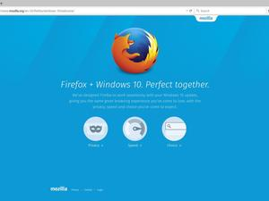 Firefox 40 launched with new look for Windows 10