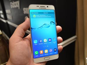 Galaxy S6 Edge Plus hands-on: A bigger, more powerful Galaxy S6 Edge