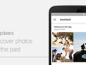 Google Photos takes on Timehop with new Rediscover feature