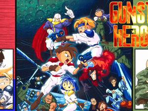 Friendly reminder: 3D Gunstar Heroes is now available on the Nintendo 3DS