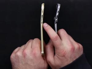 iPhone 6s bend test reveals a super-strong shell