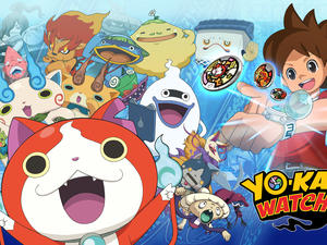 Yo-kai Watch dated for North American release on Nov. 6