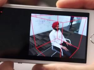 Microsoft MobileFusion uses phones for accurate 3D scanning