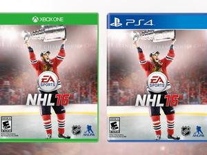 Patrick Kane removed from NHL 16 cover in light of sexual assault allegations